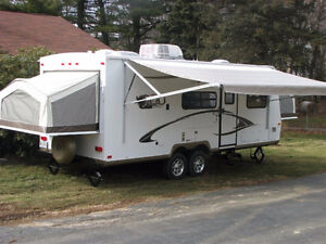 TRADEYOUR SNOWMOBILE FOR RENTAL OF MY NEW CAMPER DELIVERED! Kitchener / Waterloo Kitchener Area image 1