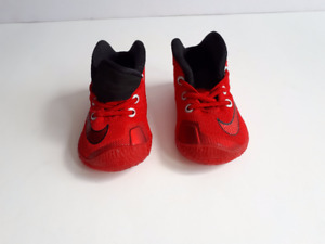Nike LeBron XIII baby shoes size 2 (generally fits 3-6 months)