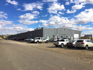 50,000 SF Industrial Building on 6.22 Acres - Investment Opp