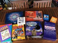 Job lot bundle of fun Board Games Ideal For Christmas!