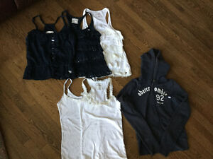 GIRLS ABERCROMBIE CLOTHES