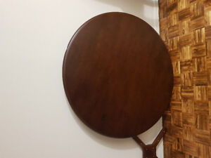 Mahogany Rubberwood Table Top Only
