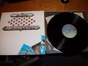 1979 MAX WEBSTER - A Million Vacations Album / Record / LP