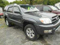 2003 Toyota 4Runner Limited tax included SUV, Crossover