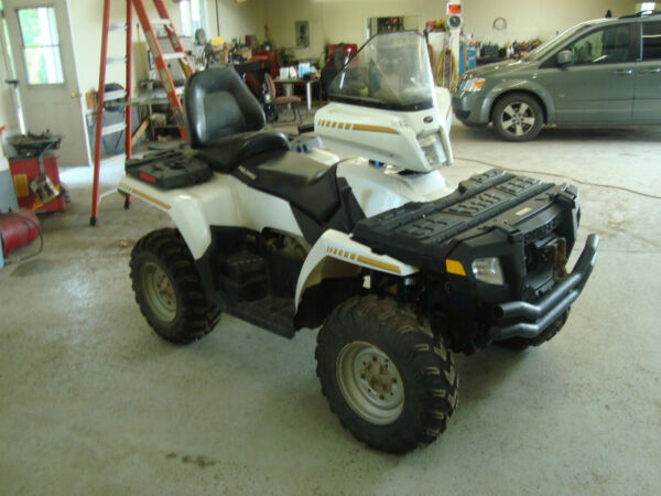 Used 2008 Polaris SPORTSMAN 500 4WD