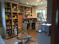 Kitchen refinishing basement renovation bathrooms all interior r