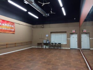 Dance Studio and Class room for rental