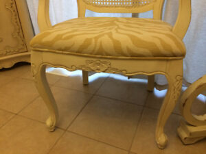 Brand New Antique Look Gorgeous French Provincial Armchairs