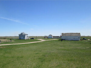 Acreage Near Kronau;  Great for Livestock