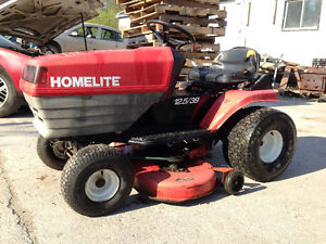"39"" 12.5HP Riding Lawnmower"