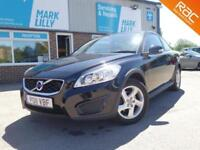 2011 Volvo C30 PETROL MANUAL 2L 1 OWNER 8 MAIN DEALER SERVICES