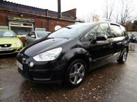 Ford S-Max Titanium 2.0TDCI 140 PS (FULL SERVICE HISTORY + PARKING SENSORS + TIN