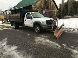 2005 Ford F-550 Other