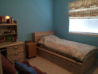 ONE BEDROOM FOR RENT IN SINGLE ROOM
