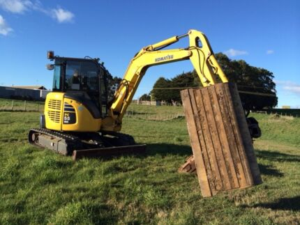 5t Excavator DRY HIRE West Ulverstone Central Coast Preview