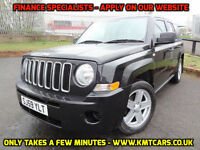 2009 Jeep Patriot 2.0CRD Sport 4x4 - KMT Cars