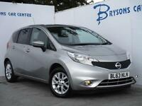 2013 63 Nissan Note 1.2 ( 80ps ) Acenta Manual for sale in AYRSHIRE
