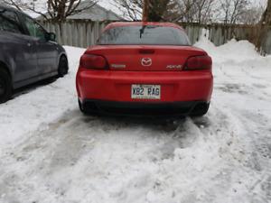 Mazda rx8 GT 6 vitesses échange