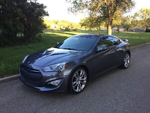 2014 Hyundai Genesis Coupe R-Spec Coupe (2 door)