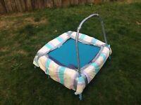 Small trampolione