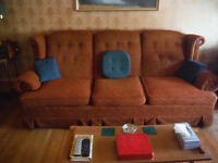 couch and chair to give away