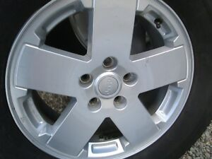 4---18 in Stock Jeep Alloys---5 x 127mm