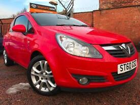 *12 MTHS WARRANTY*12 MTHS MOT*2010(60)VAUXHALL CORSA 1.2 SXI 3DR WITH ONLY 48K