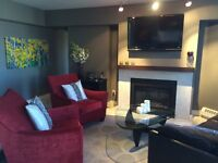 Beautiful Marble Floors Furnished 1 Bdrm Condo