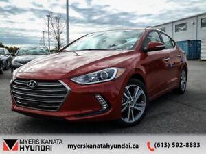 2018 Hyundai Elantra Limited  - $171.23 B/W