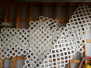Lattice panels