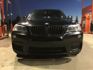 2011 BMW X3 xDrive35i M-Sport Package, Low KMs, Price Reduced!