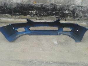 Used factory front bumper from a 2003-08 Kia Spectra Belleville Belleville Area image 2