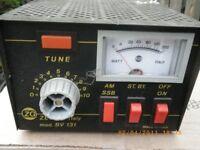 zetagi 131 linear amp burner