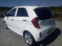 2015 Kia Picanto 1.25 4 Manual Hatchback
