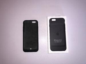 Smart Battery Case pour iPhone 6/6s – gris