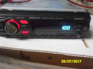 sony cdx gt 51w cd+ aux out put for cell