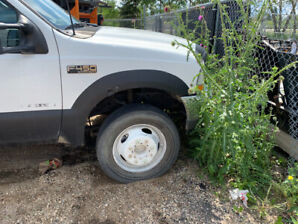 Ford F450 Dump Truck sold