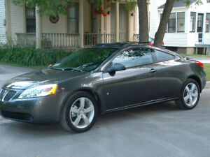 2007 Pontiac G6 Coupe (2 door)