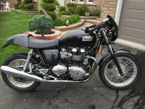 Triumph Thruxton New Used Motorcycles For Sale In Ontario From