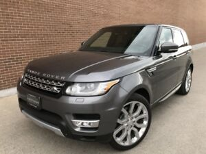 2015 Land Rover Range Rover Sport HSE|Accident Free|Navigation