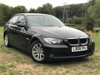 2006 BMW 3 Series 2.0 318d SE Saloon 4dr Diesel Manual (150 g/km, 122 bhp)