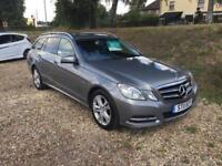 2011 Mercedes-Benz E Class 2.1 E220 CDI BlueEFFICIENCY Avantgarde 5dr