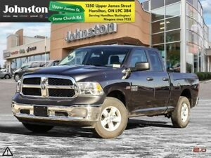 2018 Ram 1500 ST  -  Uconnect - $113.36 /Wk