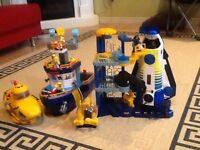 Imaginext sets