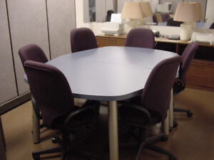 Sturdy home office desk and Conference Table