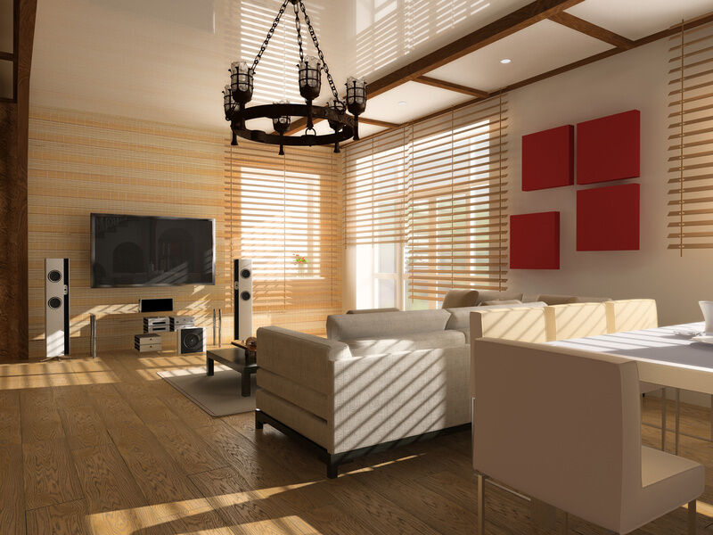 Holz, Aluminium, Kunststoff: Beliebte Materialien für Jalousien