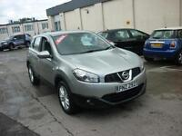 2011 Nissan Qashqai 1.5dCi 2WD Acenta Finance Available