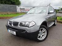 2006 BMW X3 2.0d SE - Service History 84000mls - KMT Cars
