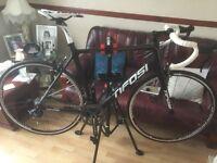 Tifosi Scalare 2.0 Carbon Fibre Road Bike satin black 57cm BRAND NEW