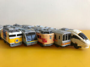 Japanese toy trains from TAKARA (Price Reduced!)